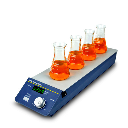 Magnetic Stirrer, Multi-position (4 positions) | BT Lab Systems