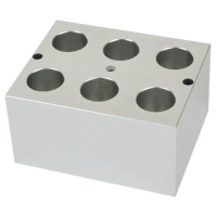 6 x 20mm Block for Dry Bath