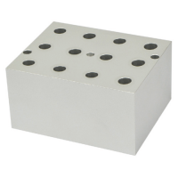 12 x 7mm Round Bottom Block for Sample Concentration