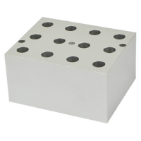 12 x 10mm Round Bottom Block for Sample Concentration