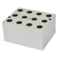 12 x 12mm Round Bottom Block for Sample Concentration