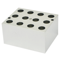 12 x 13mm Round Bottom Block for Sample Concentration