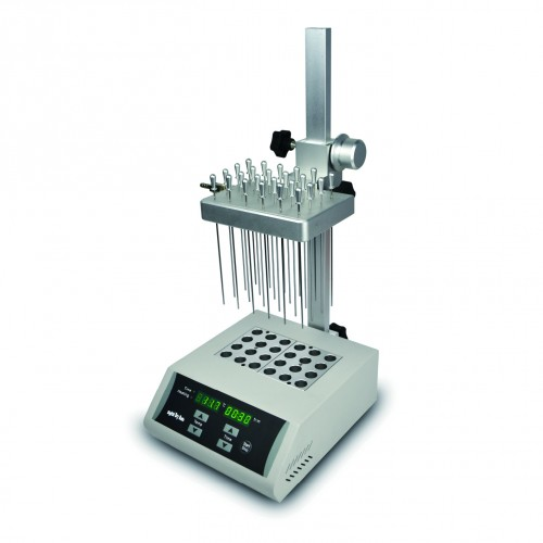 Sample Concentrator, 2 blocks, Individually Controlled Needles