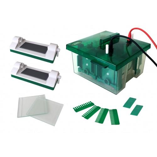 Mini Vertical Electrophoresis Cell (4 gels, 101 x 82mm)