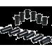 Mini Centrifuge, 7K Fixed with Combined Rotor