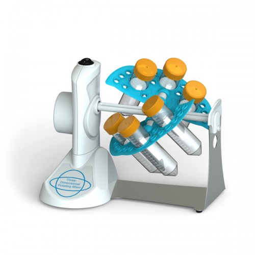 Mixer, 3D Rotating