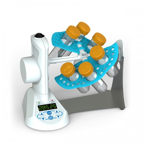 Mixer, 3D Rotating, variable speed and timer