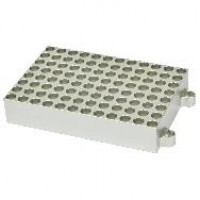 96 x 0.2ml PCR Plate Block for Incubating Shakers