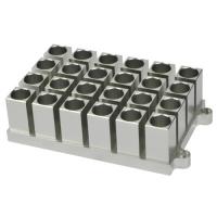 24 x 12mm Tube Block for Incubating Shaker
