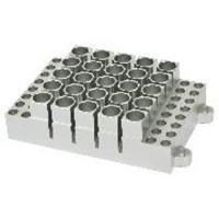 32 x 0.2ml & 25 x 1.5ml Tube Block for Incubating Shakers