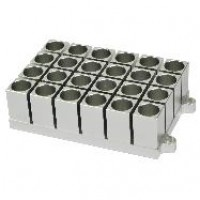 24 x 5 ml Tube Block for Incubating Shakers