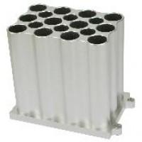 12 x 15ml Tube Block for Incubating Shakers