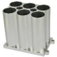 6 x 50ml Tube Block for Incubating Shakers