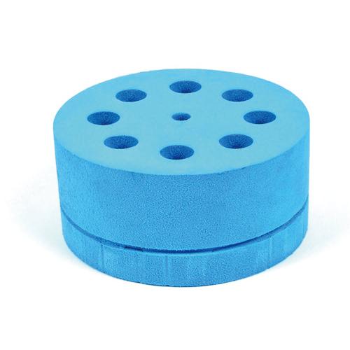 Foam tube holders for 15 ml tubes for Mini Mixer